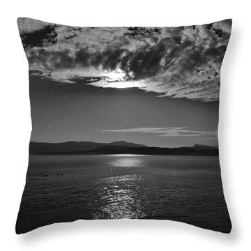 Thieves Bay View Throw Pillow