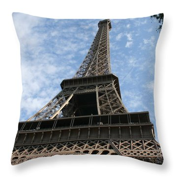 Things Are Lookin' Up Throw Pillow