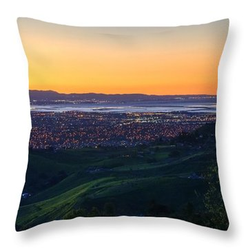 Things Left Unsaid Throw Pillow