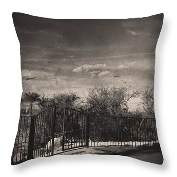 Things We May Never Know Throw Pillow by Laurie Search