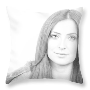 Thinking About Throw Pillow
