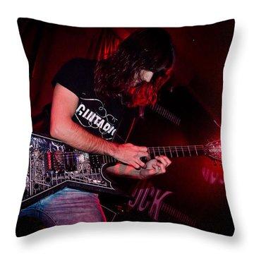 Third Dim3nsion Throw Pillow