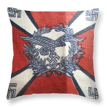 Third Reich Throw Pillow