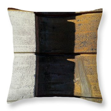 Throw Pillow featuring the photograph Thirds by James Aiken