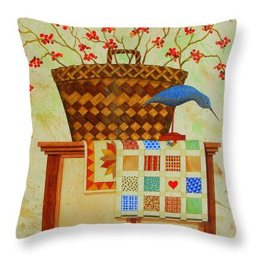 Thirty Years In The Making Throw Pillow