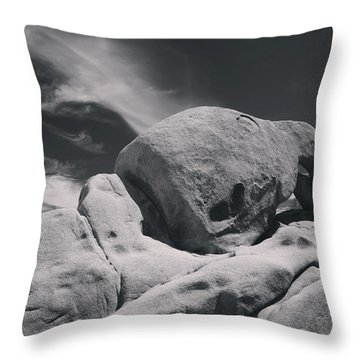 This Hole In My Heart Is For You Throw Pillow by Laurie Search