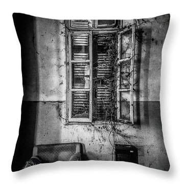This Is The Way Step Inside II Throw Pillow