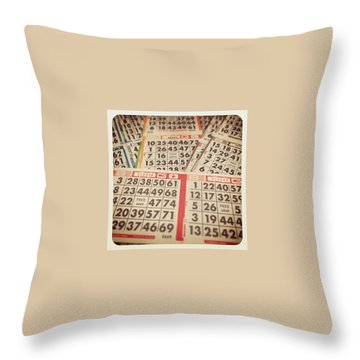 Nerd Throw Pillows