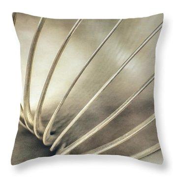 Coil Throw Pillows