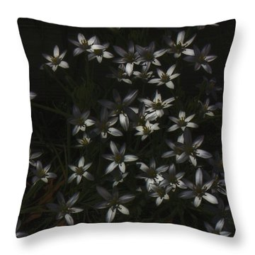 This Year's Bloom Throw Pillow