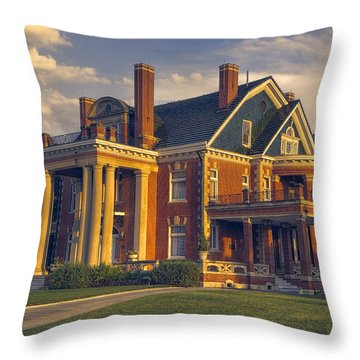 Thistle Hill Throw Pillow