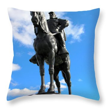 Thomas Jackson Throw Pillow