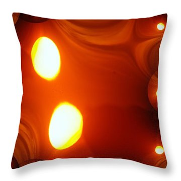 Those Starry Dreams Of Home Throw Pillow by Jeff Swan