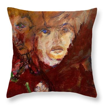 Those Who Can Feel Your Pain Throw Pillow