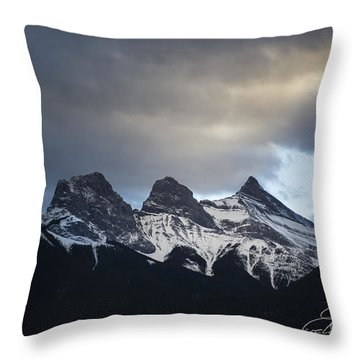Three Sisters - Special Request Throw Pillow
