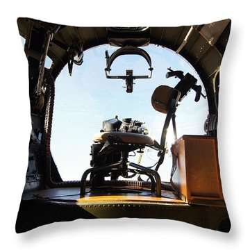 Through My Father's Eyes Series No. I Throw Pillow