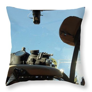 Through My Father's Eyes Series No. II Throw Pillow