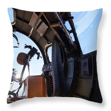Through My Father's Eyes Series No. IIi Throw Pillow