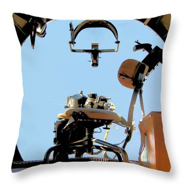 Through My Father's Eyes Series No. Iv Throw Pillow