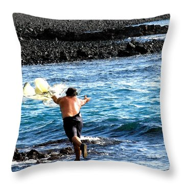 Throw.... Throw Pillow