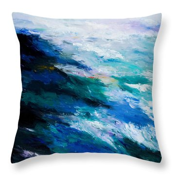 Nova Scotia Throw Pillows