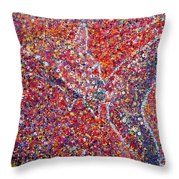 Tiburon- Large Work Throw Pillow
