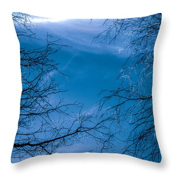 Ticklers Throw Pillow