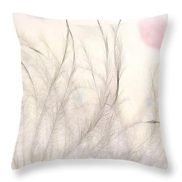 Tickles Throw Pillow
