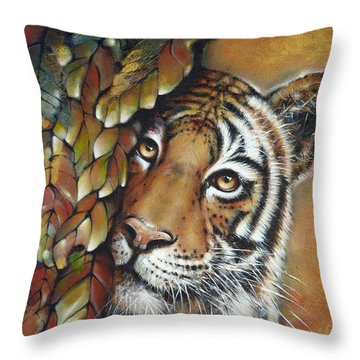 Tiger 300711 Throw Pillow
