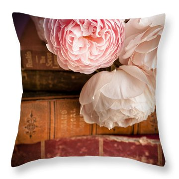 Time To Dream Throw Pillow