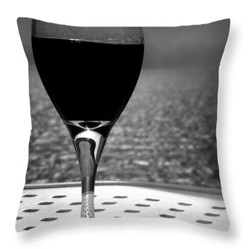 Time To Relax Throw Pillow by Lucinda Walter