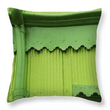 Tin Serie Throw Pillow