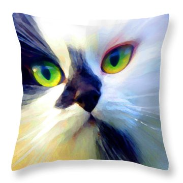 Tinker Throw Pillow