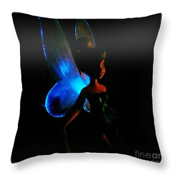 Andy's Gift Throw Pillow