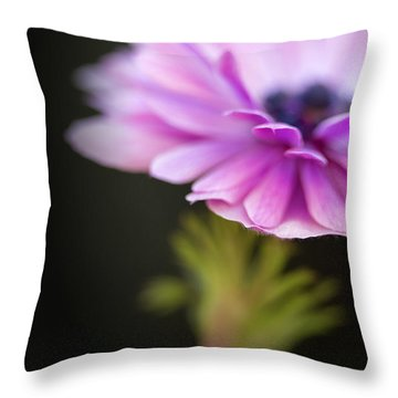 Tips Throw Pillow by Caitlyn  Grasso