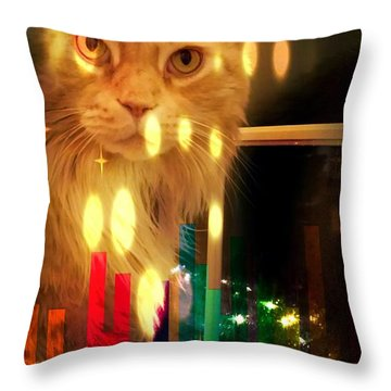 Tis The Season Throw Pillow