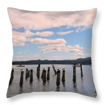 To Each His Own Throw Pillow by Kym Backland