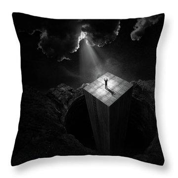 Ascension Throw Pillows
