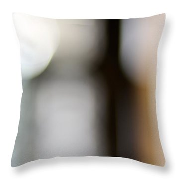 Throw Pillow featuring the digital art To Get Out Of It  by Danica Radman