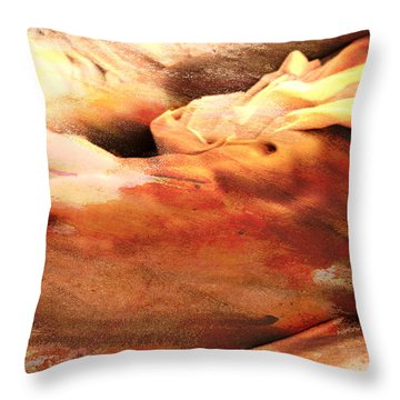 To Improve The Reality Throw Pillow by Mark Ashkenazi