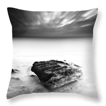 To Infinity Throw Pillow
