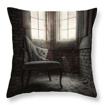 To Light The Way Throw Pillow by Margie Hurwich