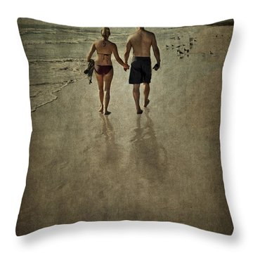 To Love Throw Pillow