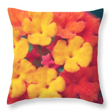 To Make You Happy Throw Pillow
