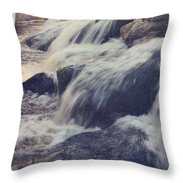 To The Place I Love Throw Pillow by Laurie Search