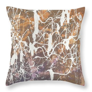 'together' Throw Pillow