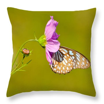 Togetherness Throw Pillow by Fotosas Photography