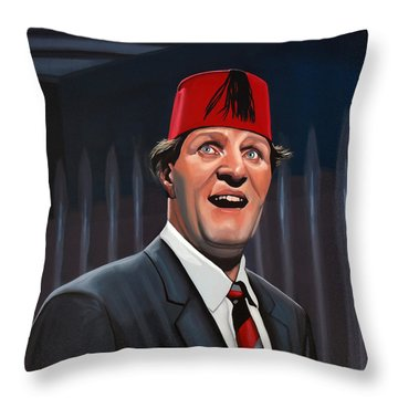 Joke Throw Pillows