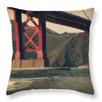 Tomorrow Will Still Be The Same Throw Pillow