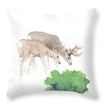 Too Dear Throw Pillow